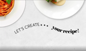 Let's create your recipe | CAP Solutions Culinaires